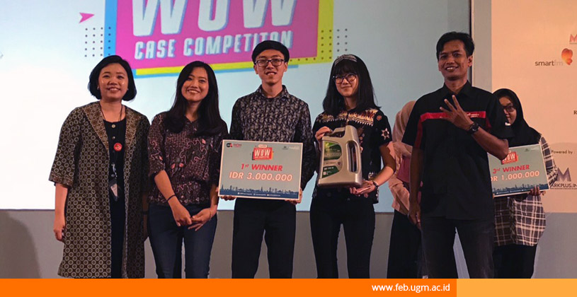 WOW Case Competition Jogja 2019